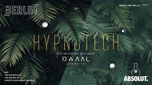 Hypnotech Celebrates at Berlin