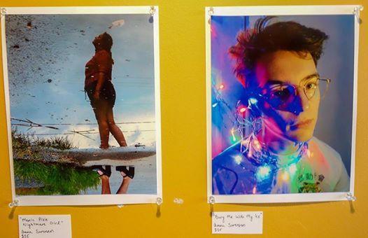 Art Show Ryan Flemings