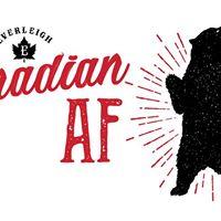 Canadian AF Thursdays  August 24th  Everleigh Toronto