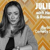 Workmans Comedy Club Julie Jay Helen Bauer &amp Ronan Lindskey