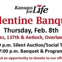 Kansans for Life Valentine Banquet