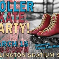 Roller Skate Party