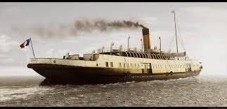 Titanic Together - SATURDAY 13th April GUEST SPEAKERS ON BOARD SS NOMADIC (FREE)