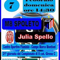 M8 Spoleto - Julia Spello