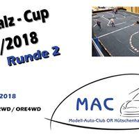 2. Lauf zum Saar Pfalz Cup 20172018 Offroad