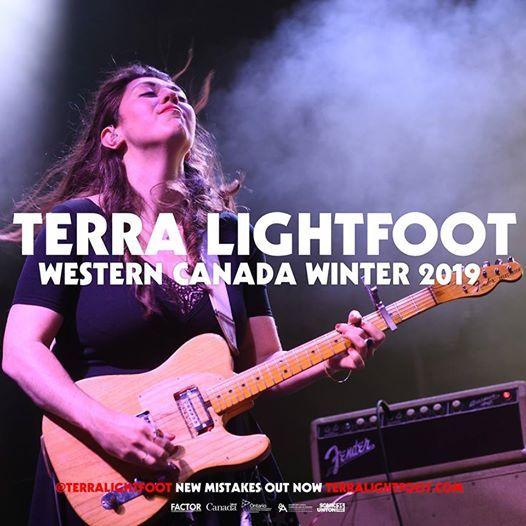 Terra Lightfoot Live at Big Winter Classic (Last Best Brewing)
