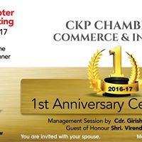 CCCI _ First Anniversary Meeting