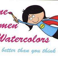 Wine Women and Watercolors