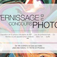 Vernissage du concours photo