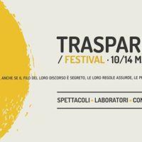 Trasparenze  Festival  Modena 1014 maggio