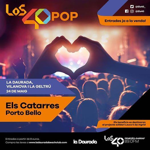 Los 40 Pop Els Catarres (Portobello)