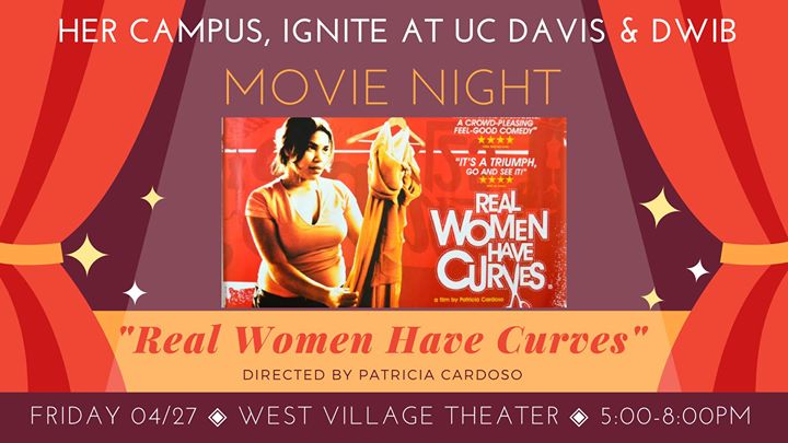 Womxns Empowerment Movie Night Real Women Have Curves