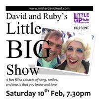 David &amp Rubys Little BIG Show