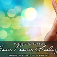 Pranic Healing Level 1 class for 2 days