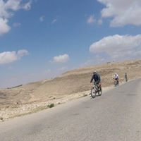 40k Madaba to Dead Sea - Cycling Jordan 0785552525