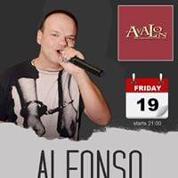 Alfonso    karaoke stand up comedy show