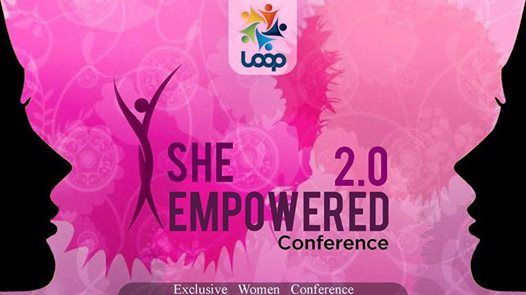 She Empowered 2.0 Conference