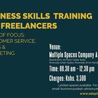 Business Skills Training for Freelancers
