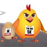 The Big 5K Road Race &amp Scramble