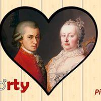 Flirt Mozart Party 1. 9.