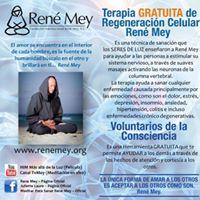 Formacin de voluntarios y terapias de medicina emocional Rene Mey