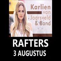 Karlien van Jaarsveld live by Rafters Pretoria Oos