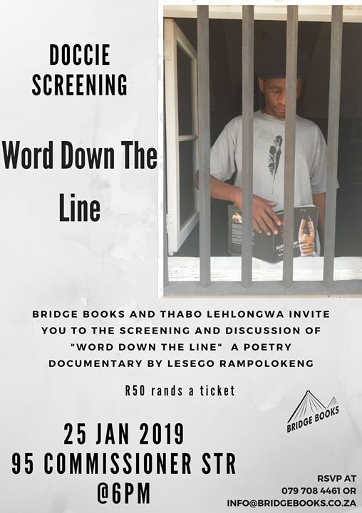 Film Screening Word Down The Line