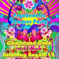 Psychedelic Summer Party