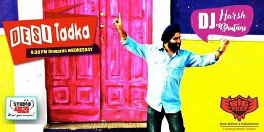 Desi Tadka Night on 13th June