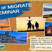 Migrate or Study Australia Canada New Zealand Ireland