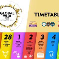 ISA Global Week 2017