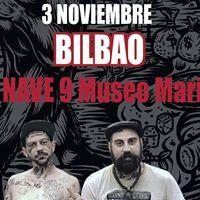 GODDAMN GALLOWS Hellbilly country punk from Detroit  Sala Nave 9 - Bilbao
