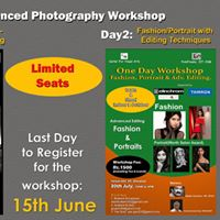 Advanced Photography Workshop