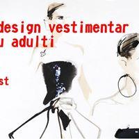 Curs design vestimentar pentru adulti