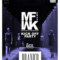 BrandD Fridays - MFWK Kick Off Party