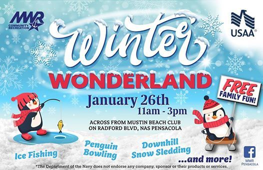 MWR Winter Wonderland - Free Family Fun