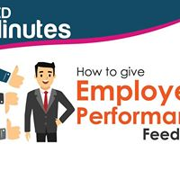 How to Give Employees Performance Feedback