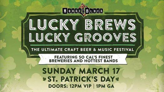 Lucky Brews Lucky Grooves