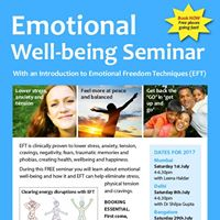 Emotional Well-being Seminar Delhi - Claim your free place