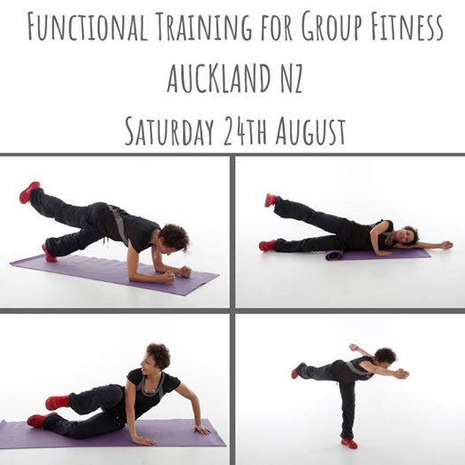 Functional Training for Group Fitness NZ