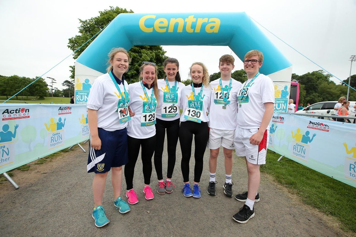 Centra Run Together Armagh