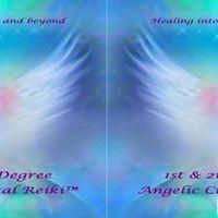 Angelic Crystal Reiki - 12th 13th May 2018 - Glastonbury