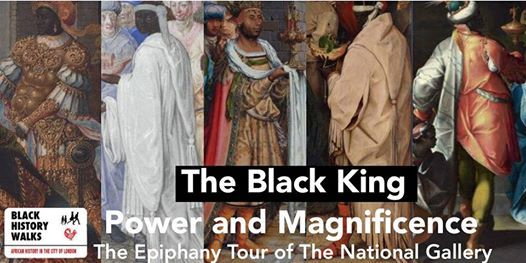 The Black King. Power Magnificence and the Epiphany (6th January)