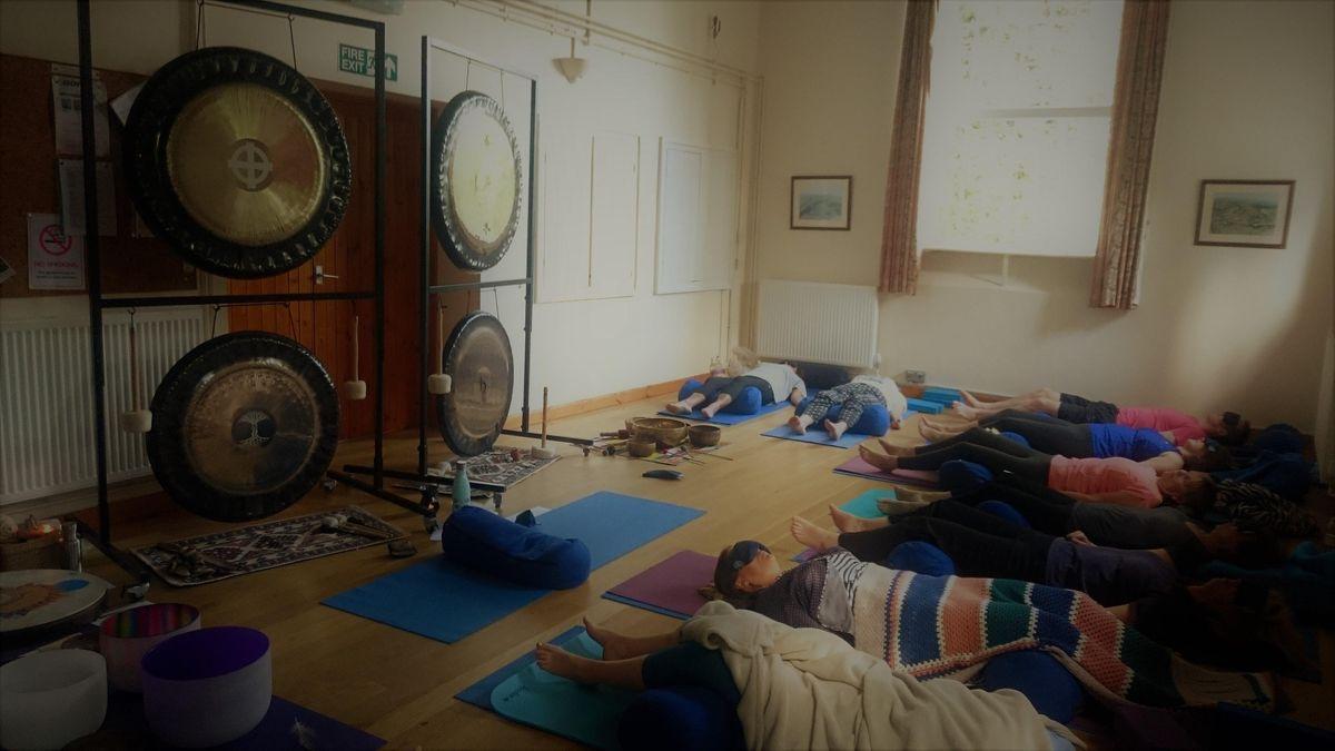 Gentle Yoga and Gong Bath