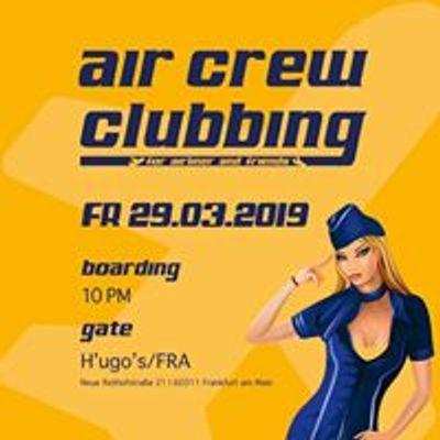 Air Crew Clubbing