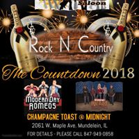 Rock in the New Year with MDR and Hillbilly Rockstarz