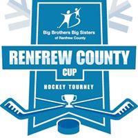 Renfrew County Cup Hockey Tournament Fundraiser