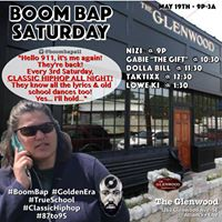 Boom Bap Saturday