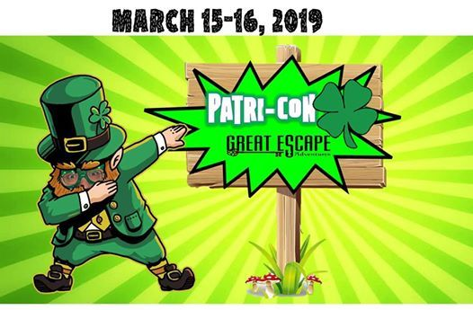 Patri-CON - A day chock full of Gaming (3rd annual)