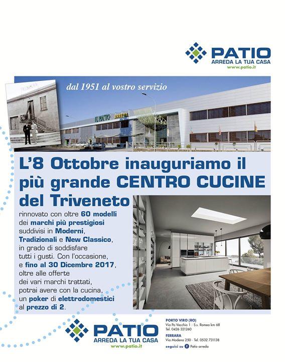 Inaugurazione Centro Cucine Porto Viro | Porto Viro